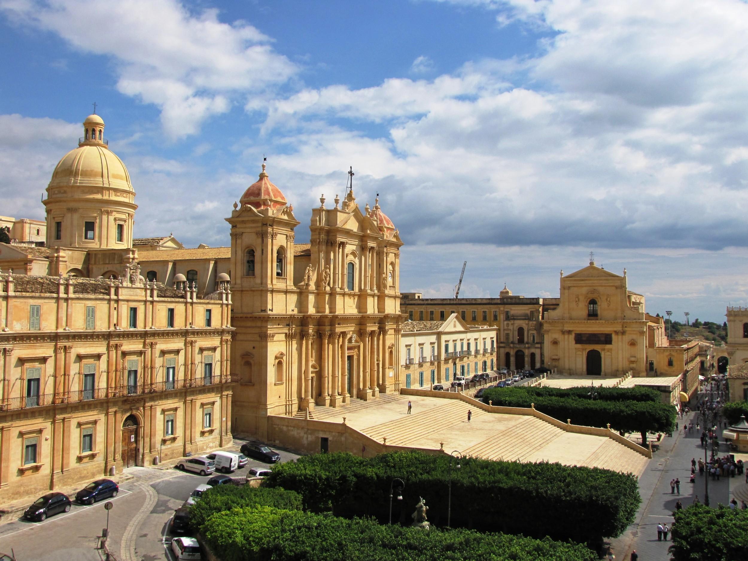 Città di Noto (Siracusa) la capitale del barocco in ...